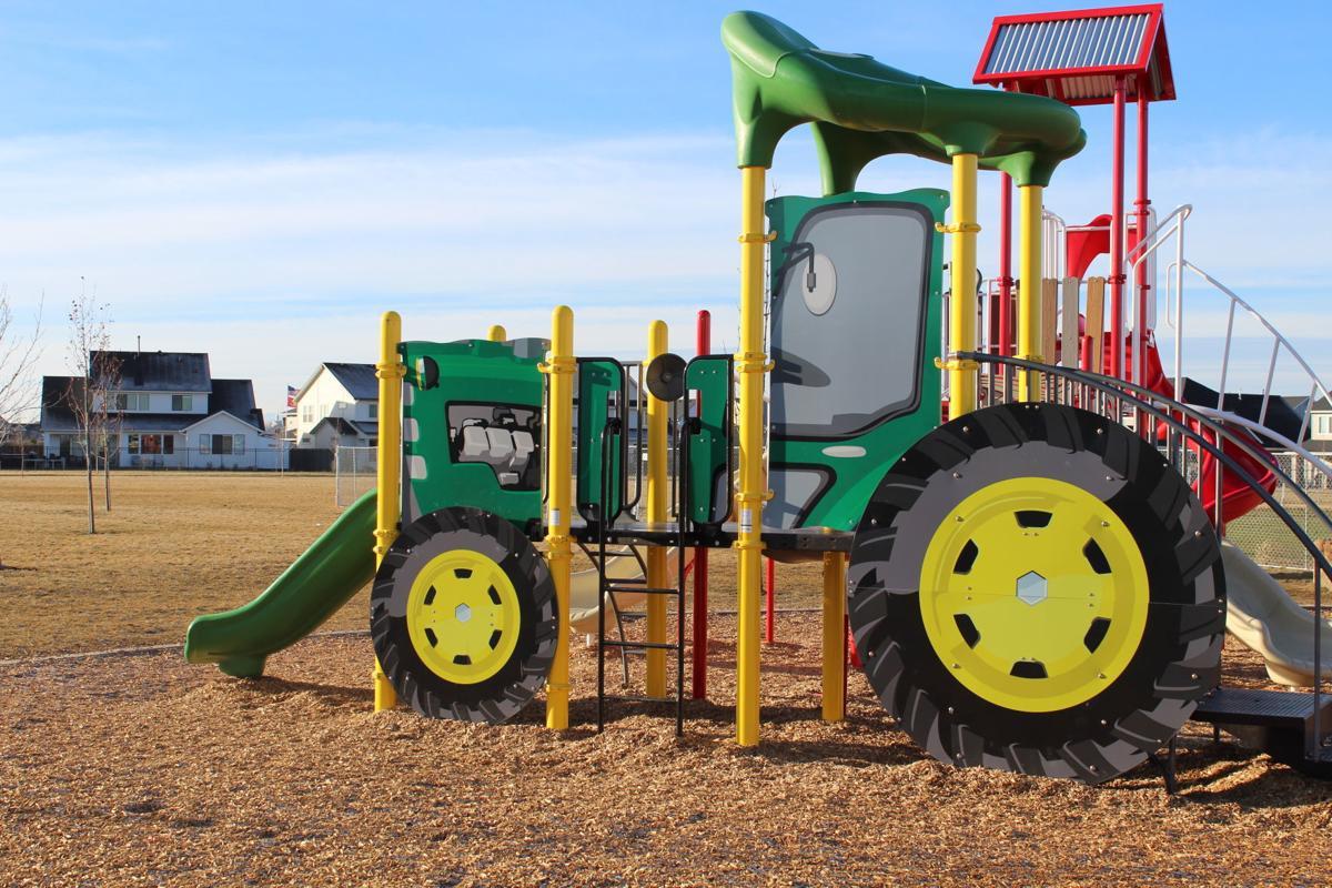 Hillsdale tractor (copy)