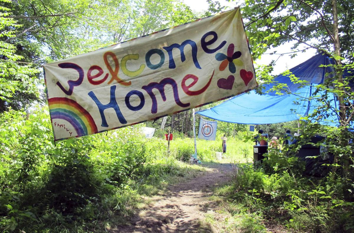 Rainbow Gathering, armed, militia-like patrols could make for a volatile Fourth of July weekend