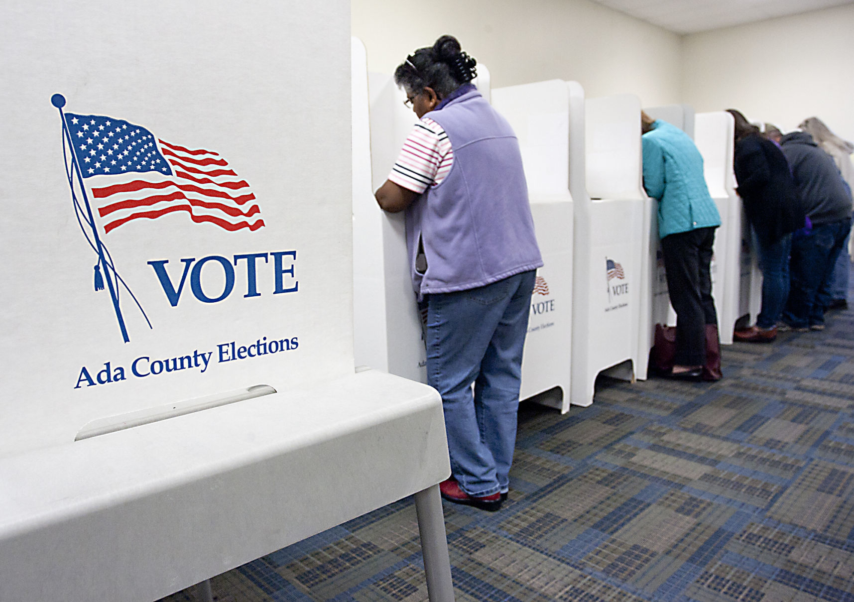 Ada County irons out accessibility issues ahead of election | Idaho Press