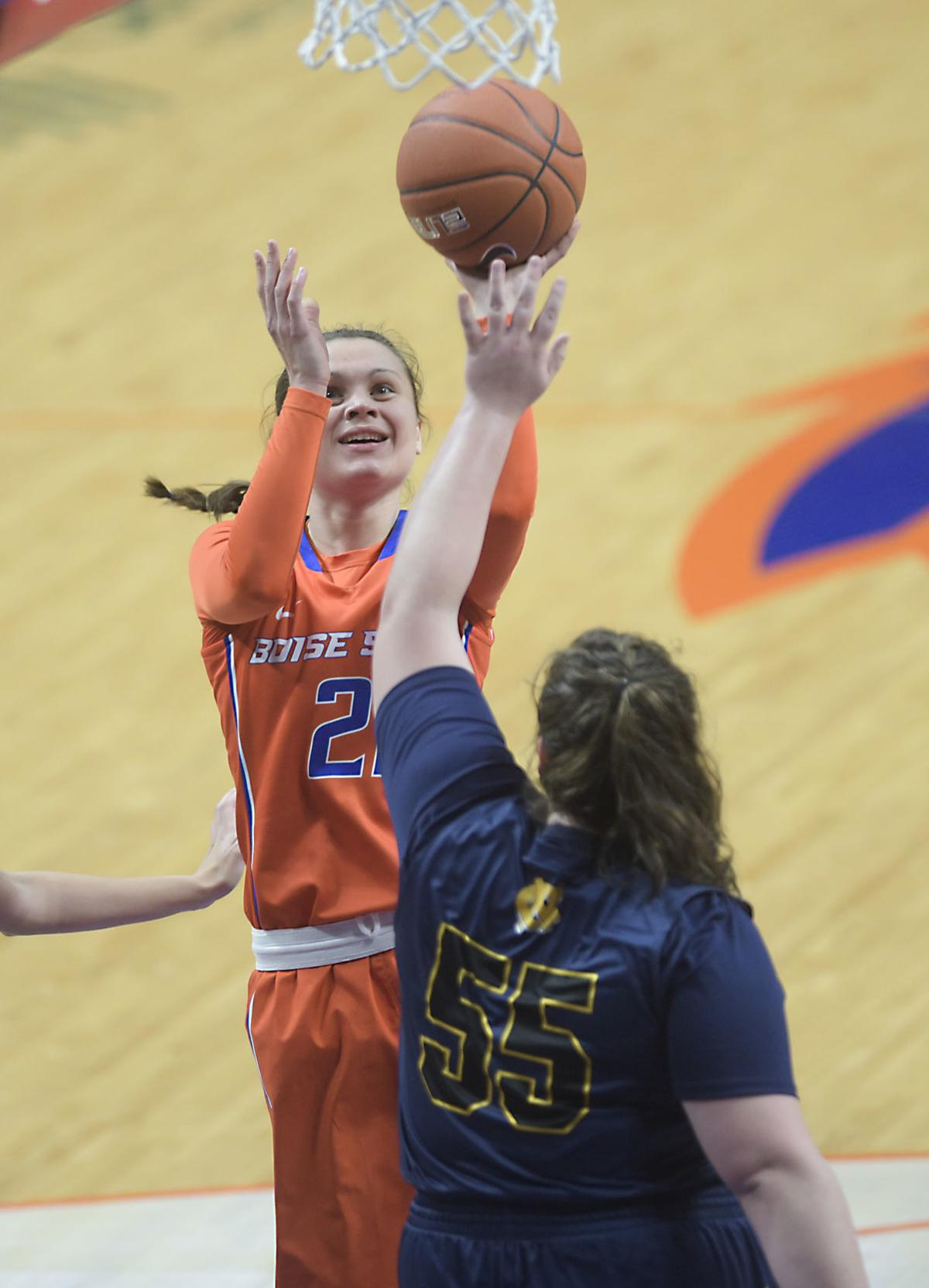Boise State vs Northwest Christian Basketball