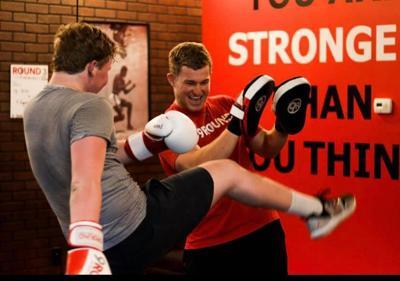 9Round kickboxing Meridian
