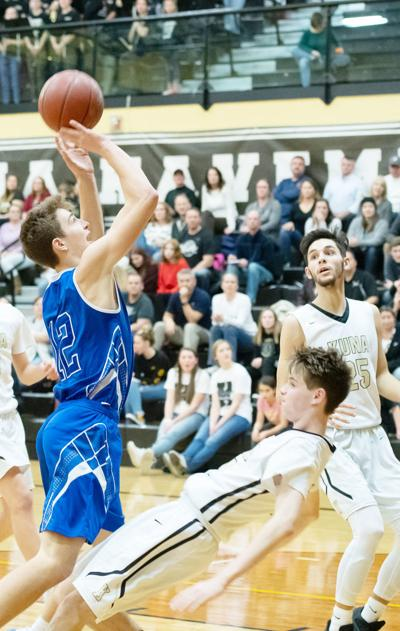 Boys looking to stop quarter lapses