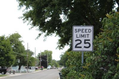 Ash. Avenue speeding