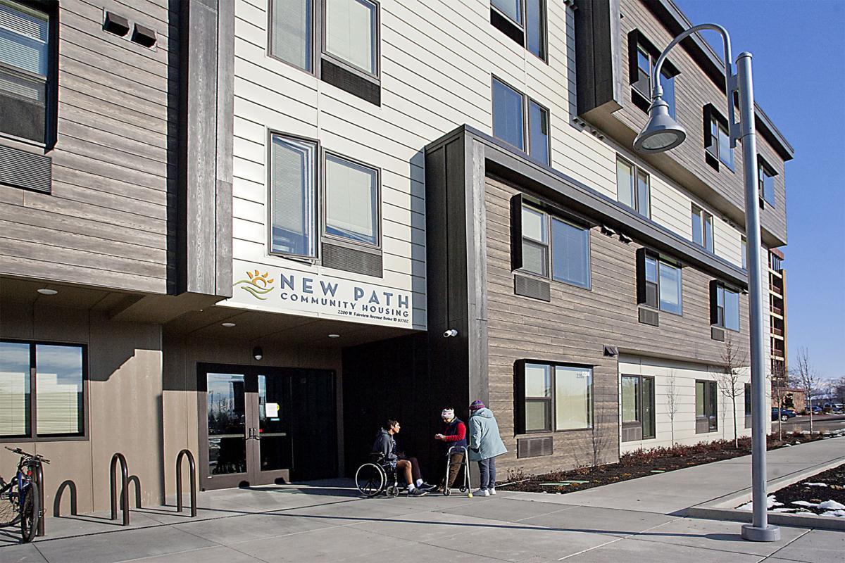 New Path Community Housing
