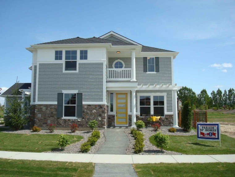 Idaho s top home builder cbh homes busy with new for Building a house in idaho