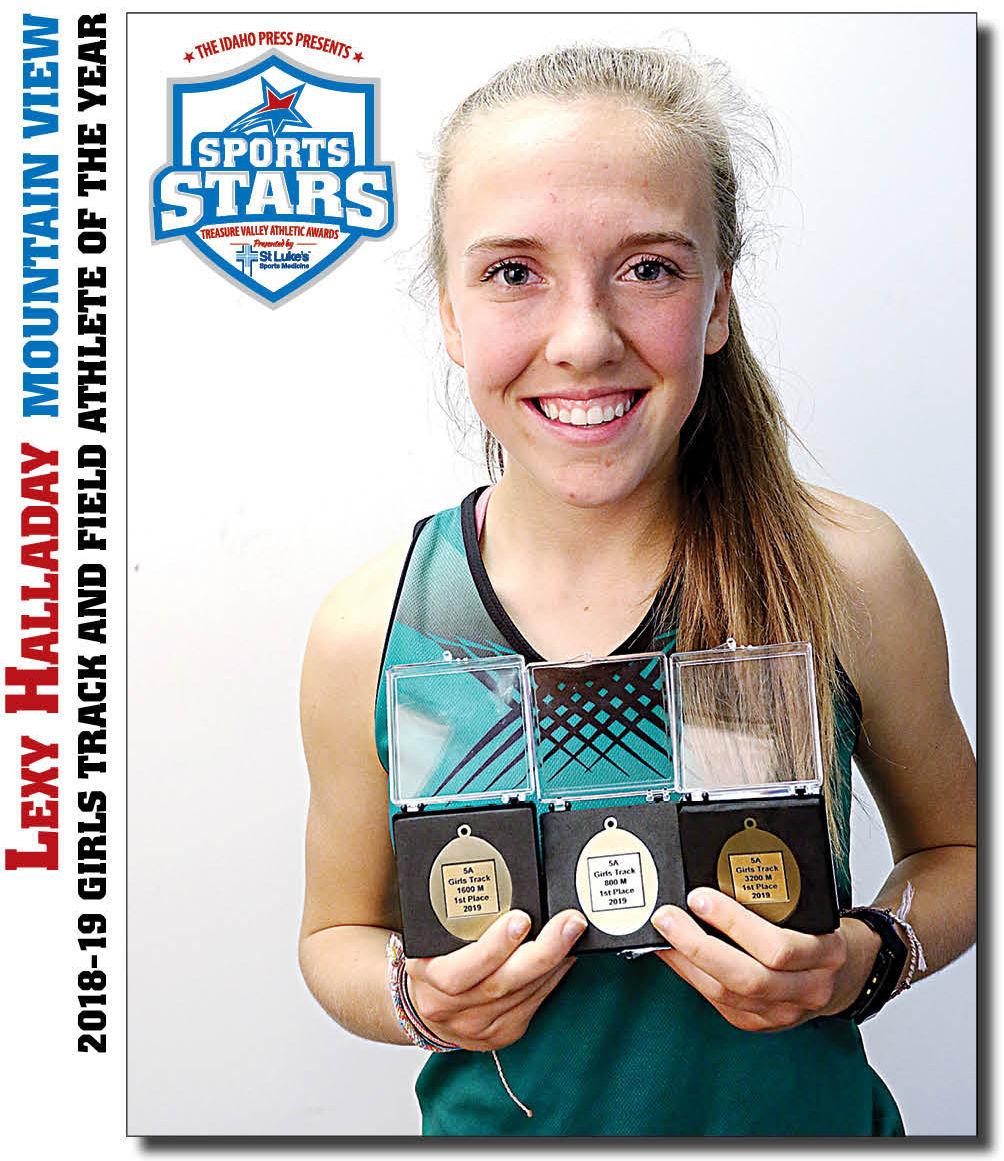 Lexy Halladay Sports Stars