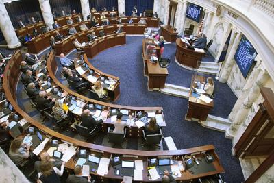 Idaho House on March 18, 2021 by Brian