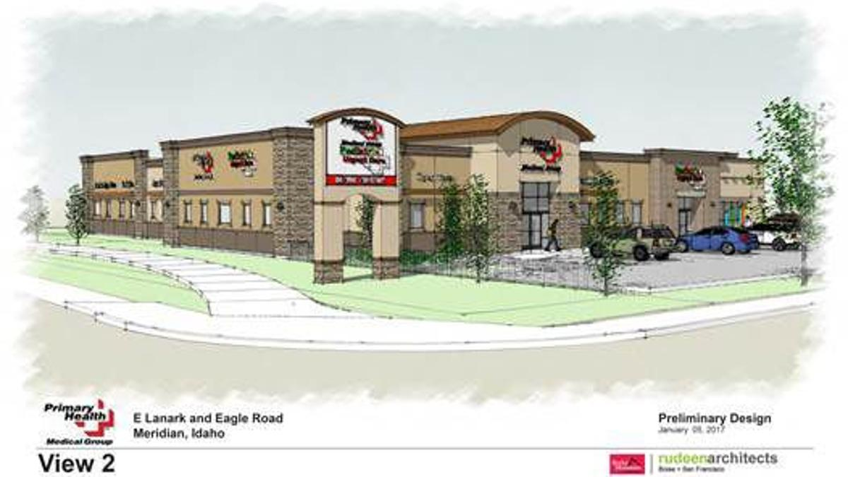 Primary Health To Build New Pediatric Urgent Care Clinic In Meridian Local News Idahopress Com