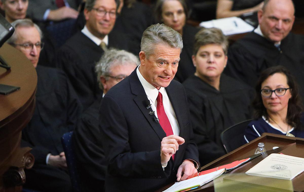 Gov. Little delivers State of the State