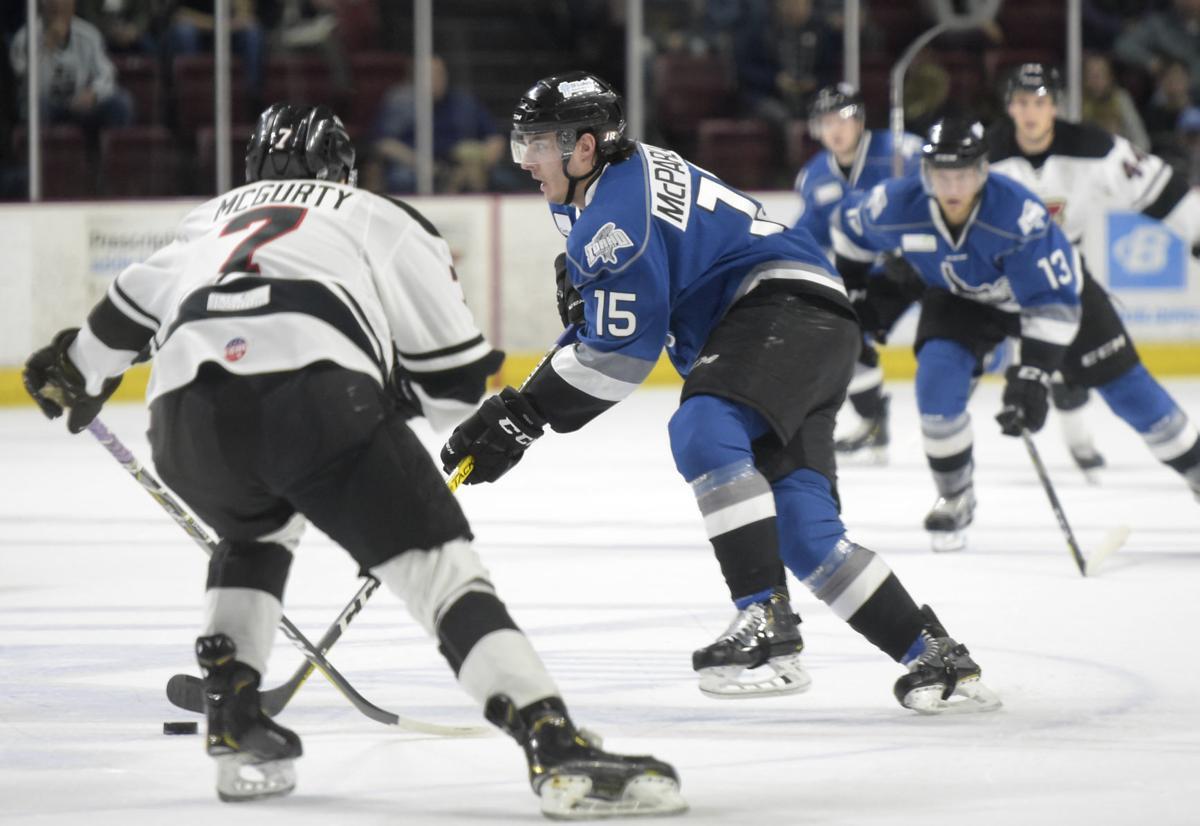 Idaho vs Rapid City Hockey