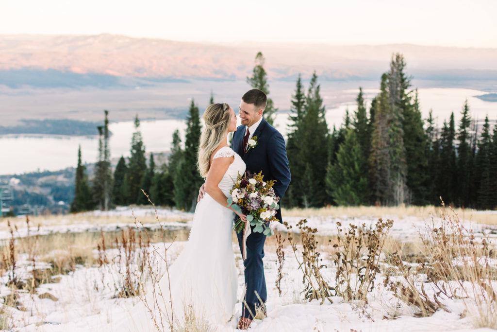 Fall Mountain Tamarack Wedding // Styled Shoot