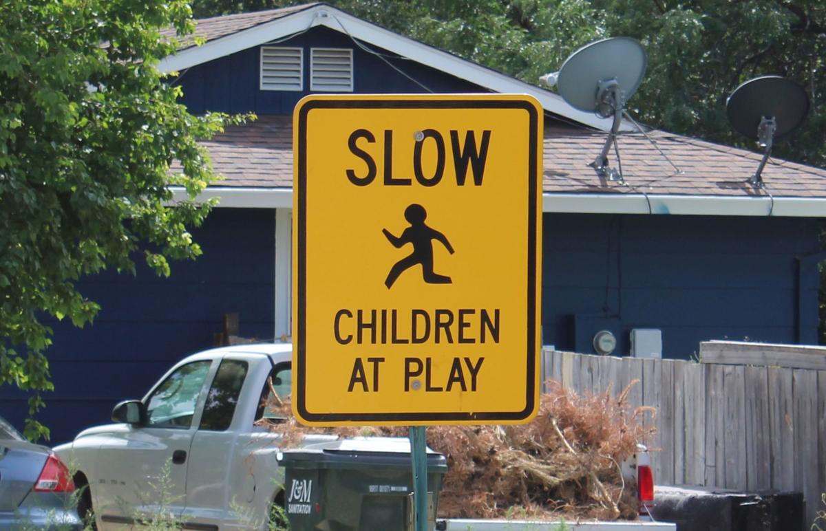 Ash Avenue speeding
