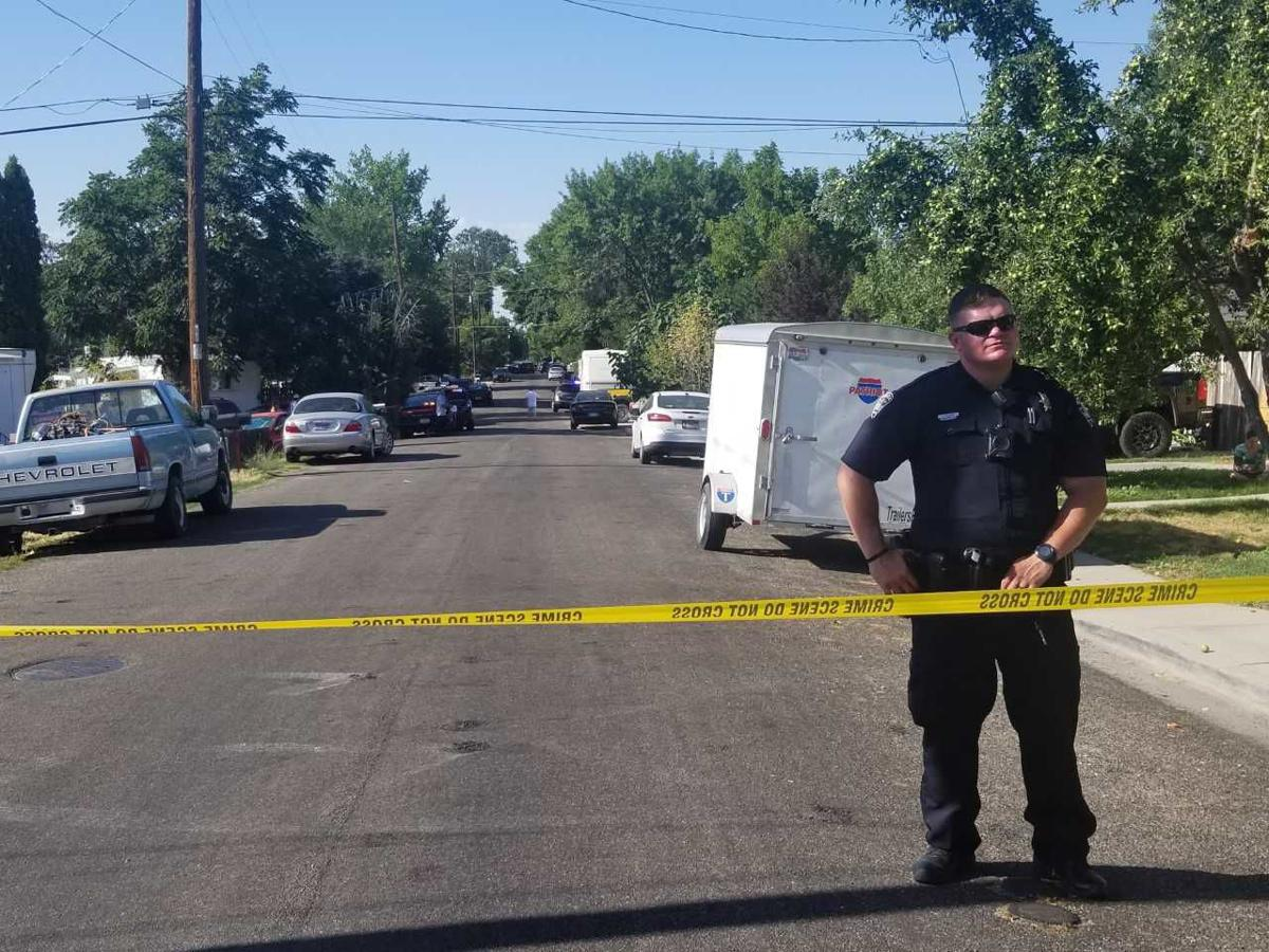 2 shot near Fairview Ave  in Boise, suspect in custody | Local News
