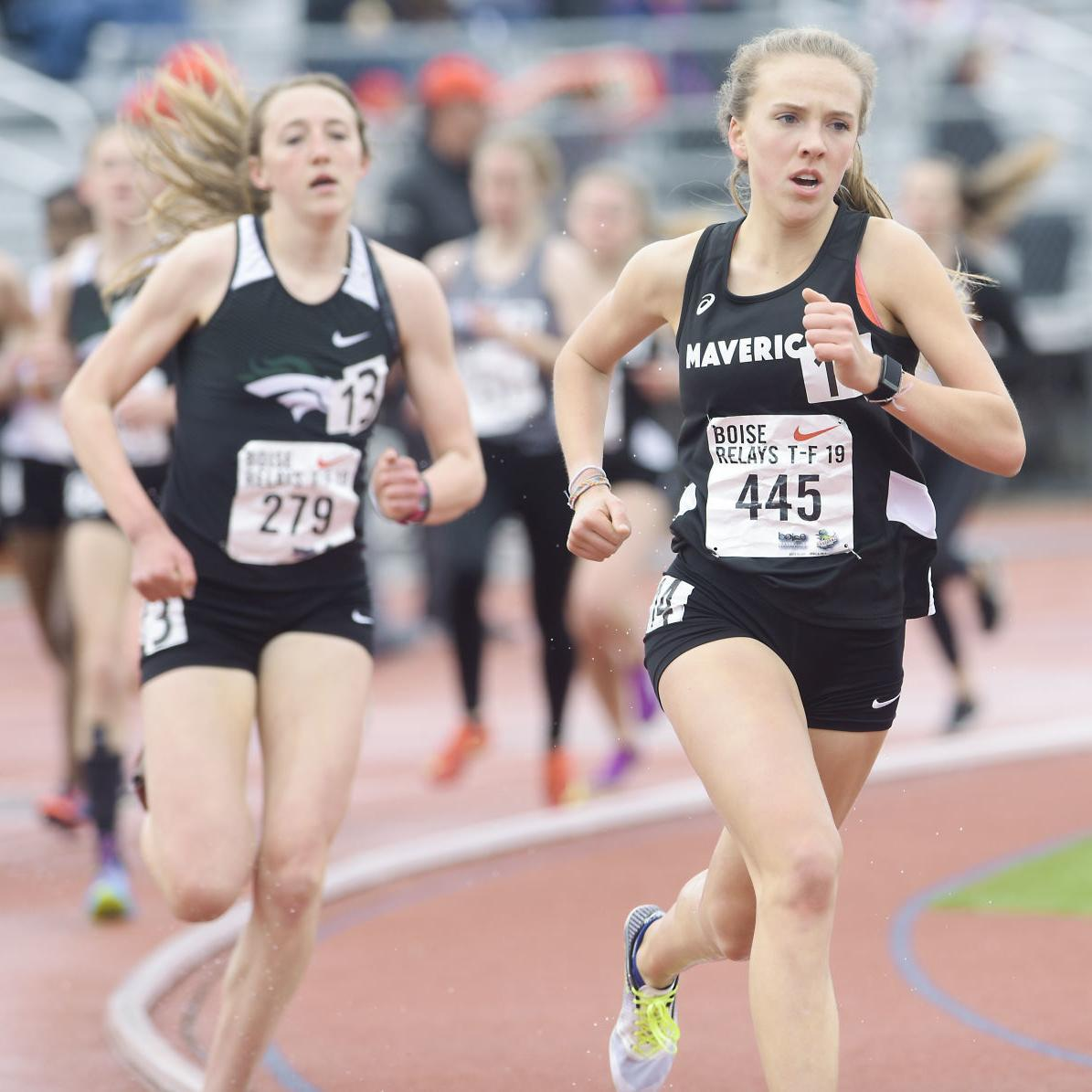 Mountain View's Lexy Halladay is Gatorade Player of the Year - again.