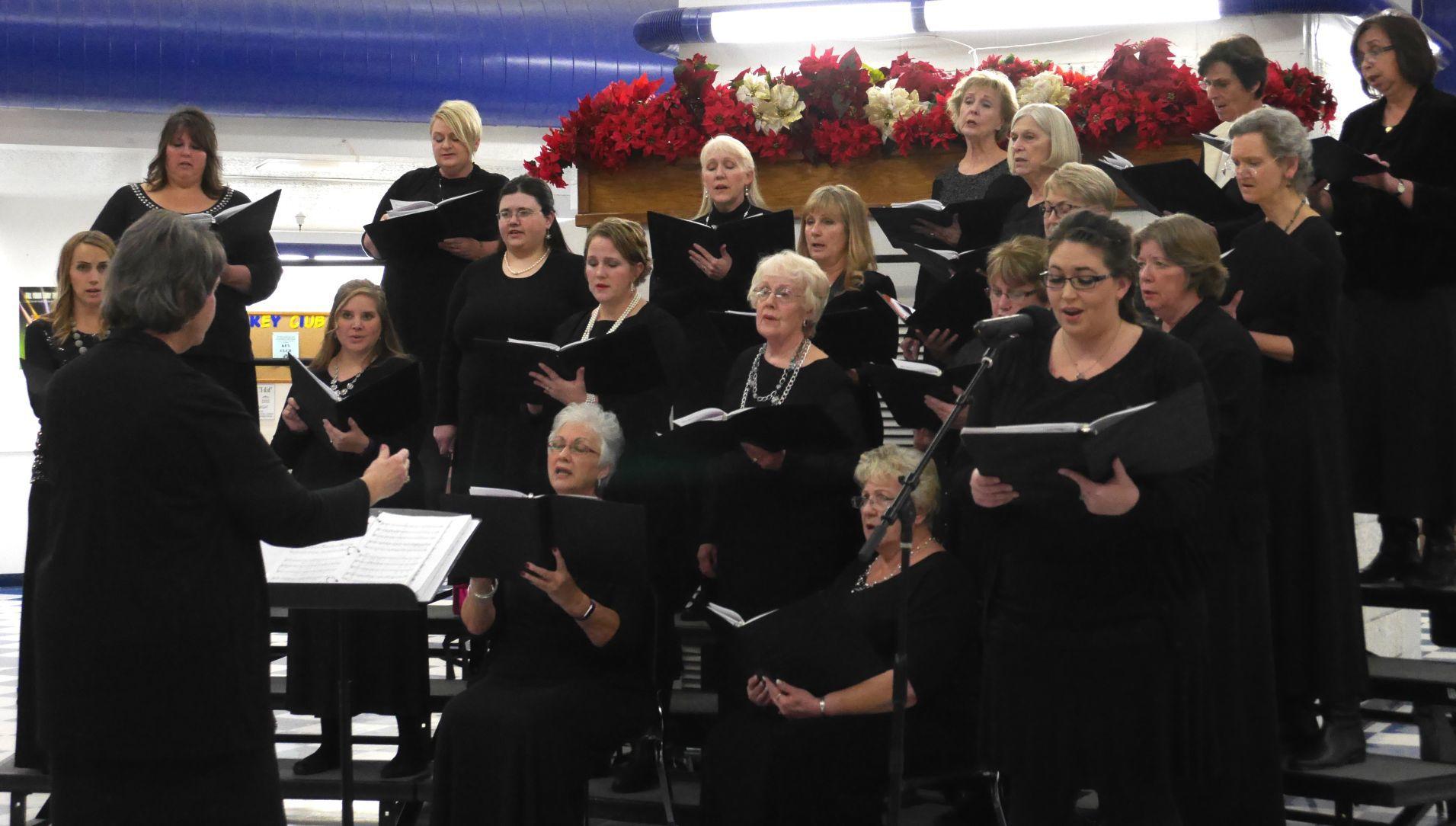 Women's choir concert to benefit Emmett Pool | Idaho Press