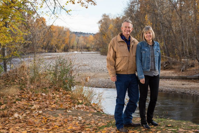 Brad and Teresa Little