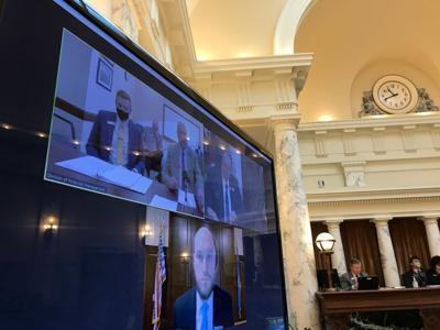 Wolf board budget hearing