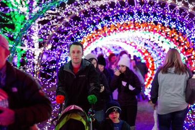 Scentsy light tunnel