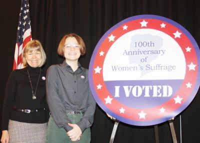 """""""I Voted"""" sticker design winner announced"""