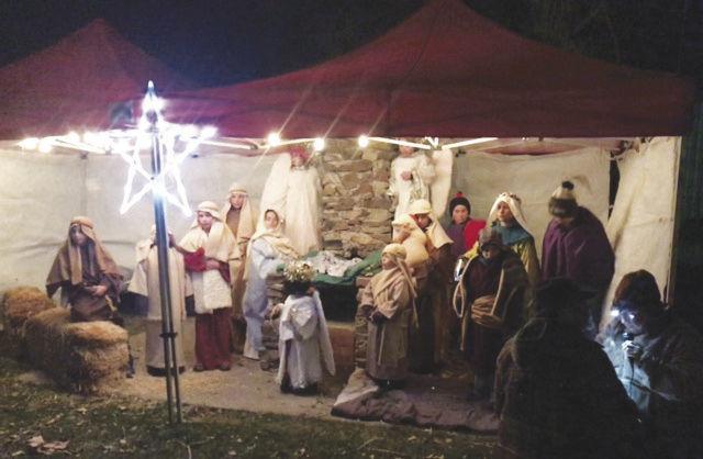 Nativity from St. Joseph Catholic Church