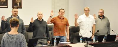 New board approves facilities bond effort
