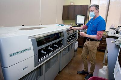 Cole Diagnostics COVID-19 testing