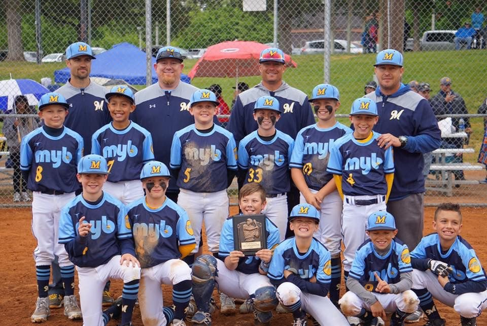 Meridian 10U All-Stars living up to the hype with World Series