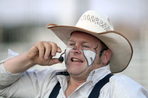 Cowboy Makes Money Clowning Around Members Idahopress Com