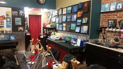 paintmania eyes grand opening after a year of business in downtown
