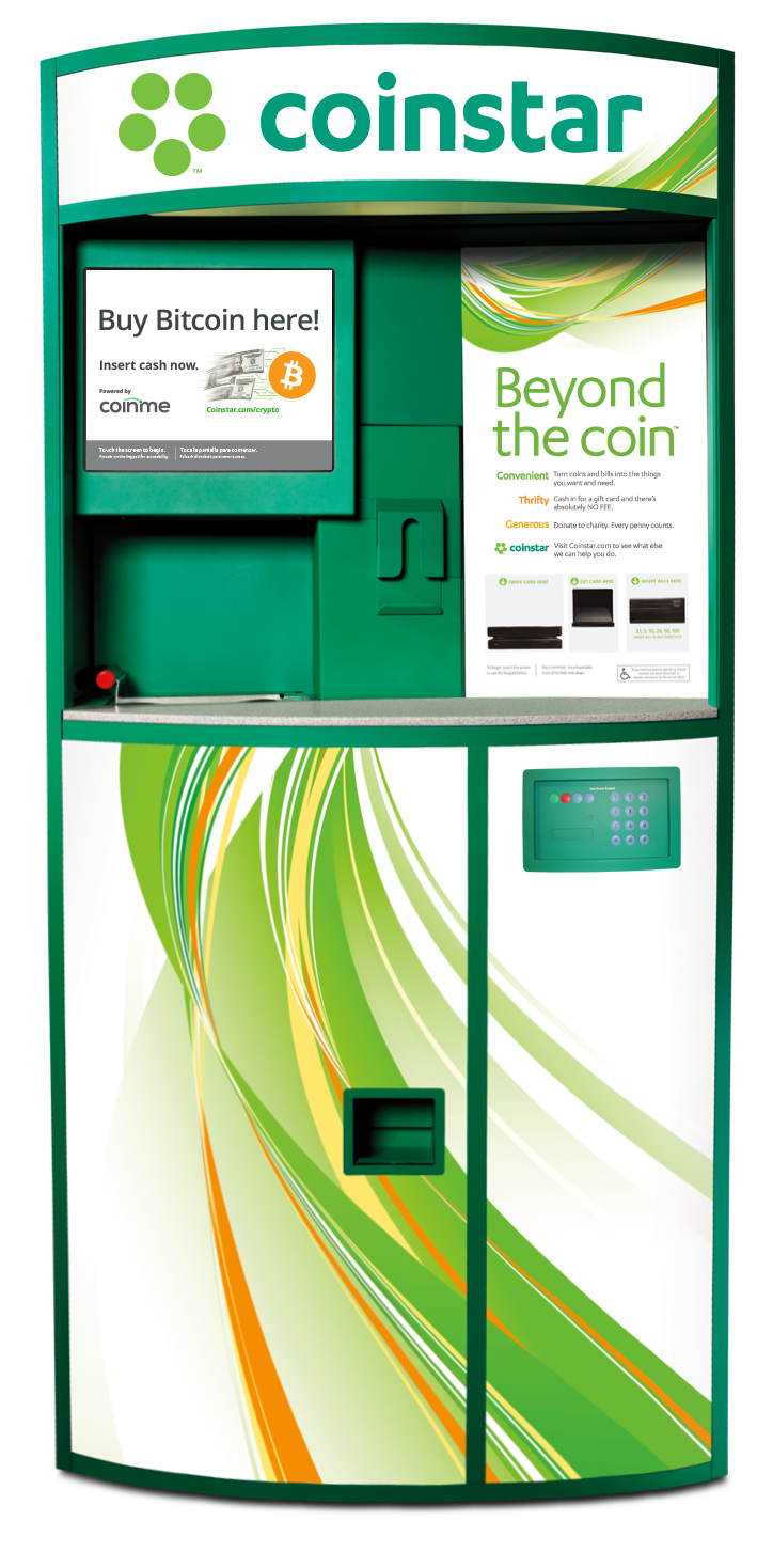 Coinstar Kiosks Expand To Offer Bitcoin Purchasing In The Treasure Valley Local News Idahopress Com