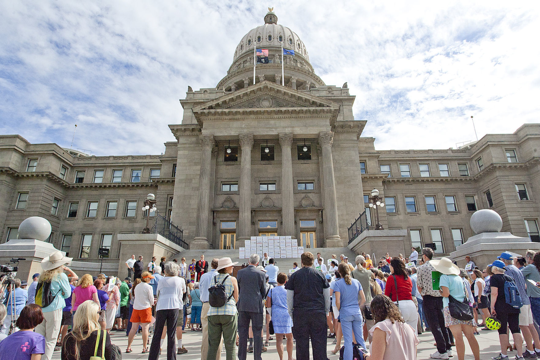 Medicaid supporters, opponents disagree over fiscal impact to Idaho | Idaho Press