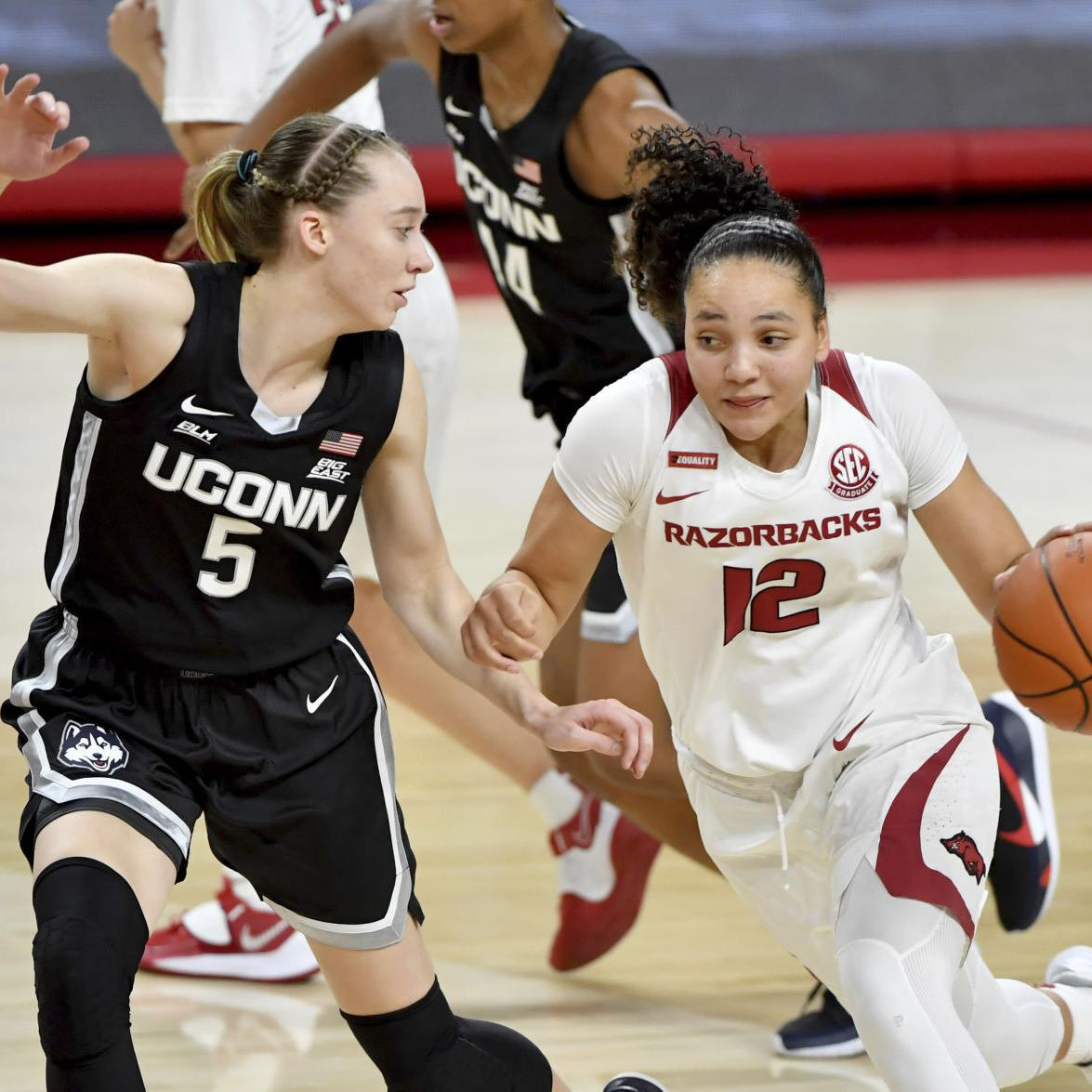 Slocum just biding time for chance in WNBA
