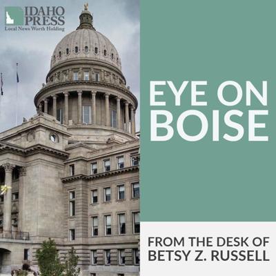 Eye on Boise logo
