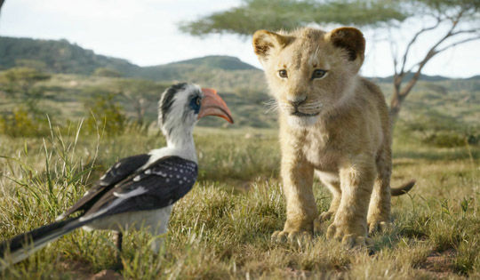 New 'Lion King' roars, just not as loud