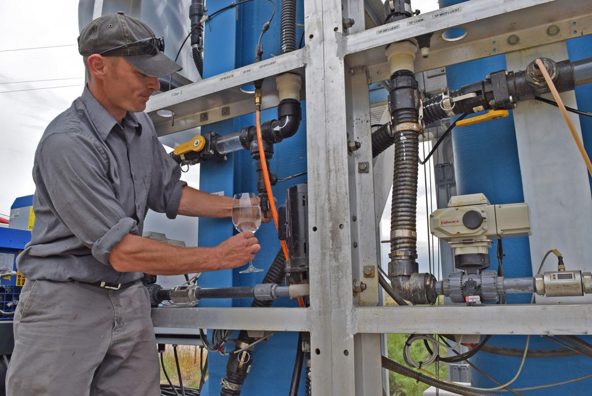 Clean Water Machine 1
