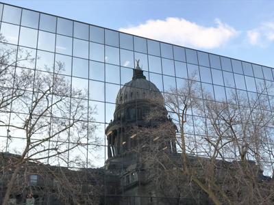 Capitol mirror image