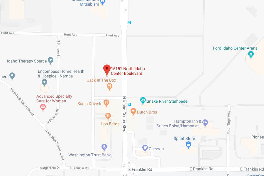 New Nampa Idaho Pizza map | | idahopress com