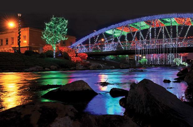 Rock City Christmas Lights