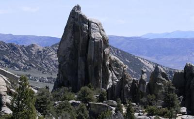 City of Rocks