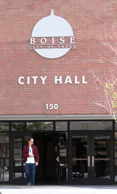 Boise City Hall