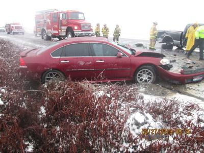 Weiser woman killed in 3-vehicle crash on Highway 95 | Local