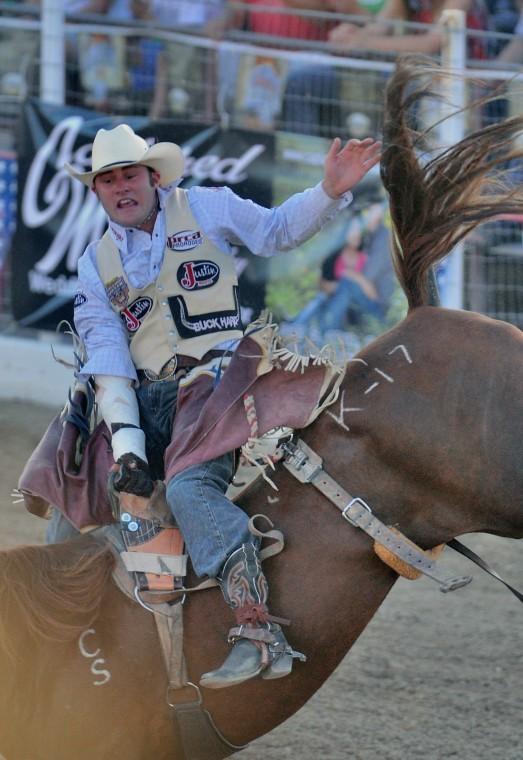 Caldwell Night Rodeo August 20 Idahopress Com