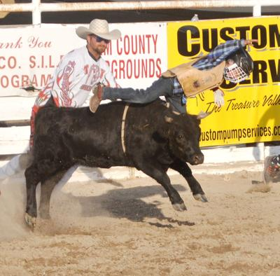 Animals win battle at youth rodeo