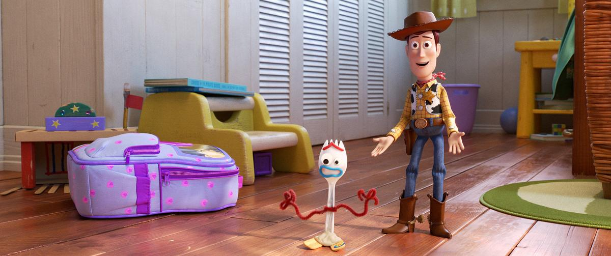 "No surprise —""Toy Story 4"" is another great Pixar movie"