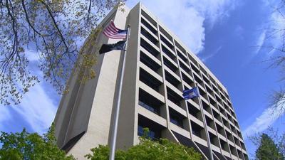 Idaho Department of Health & Welfare office building exterior