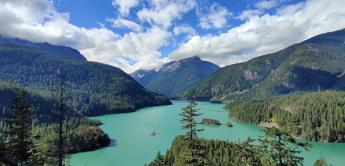 Ocean to Idaho by bike: Weeklong bicycle tour takes northern route from Anacortes to Post Falls