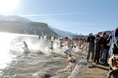 Great Polar Bear Challenge