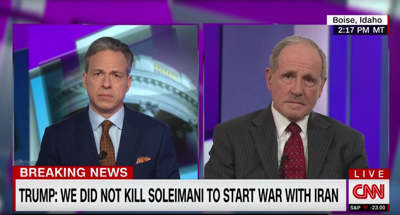 Jim Risch on The Lead with Jake Tapper