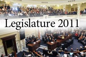 Top story Legislature 2011