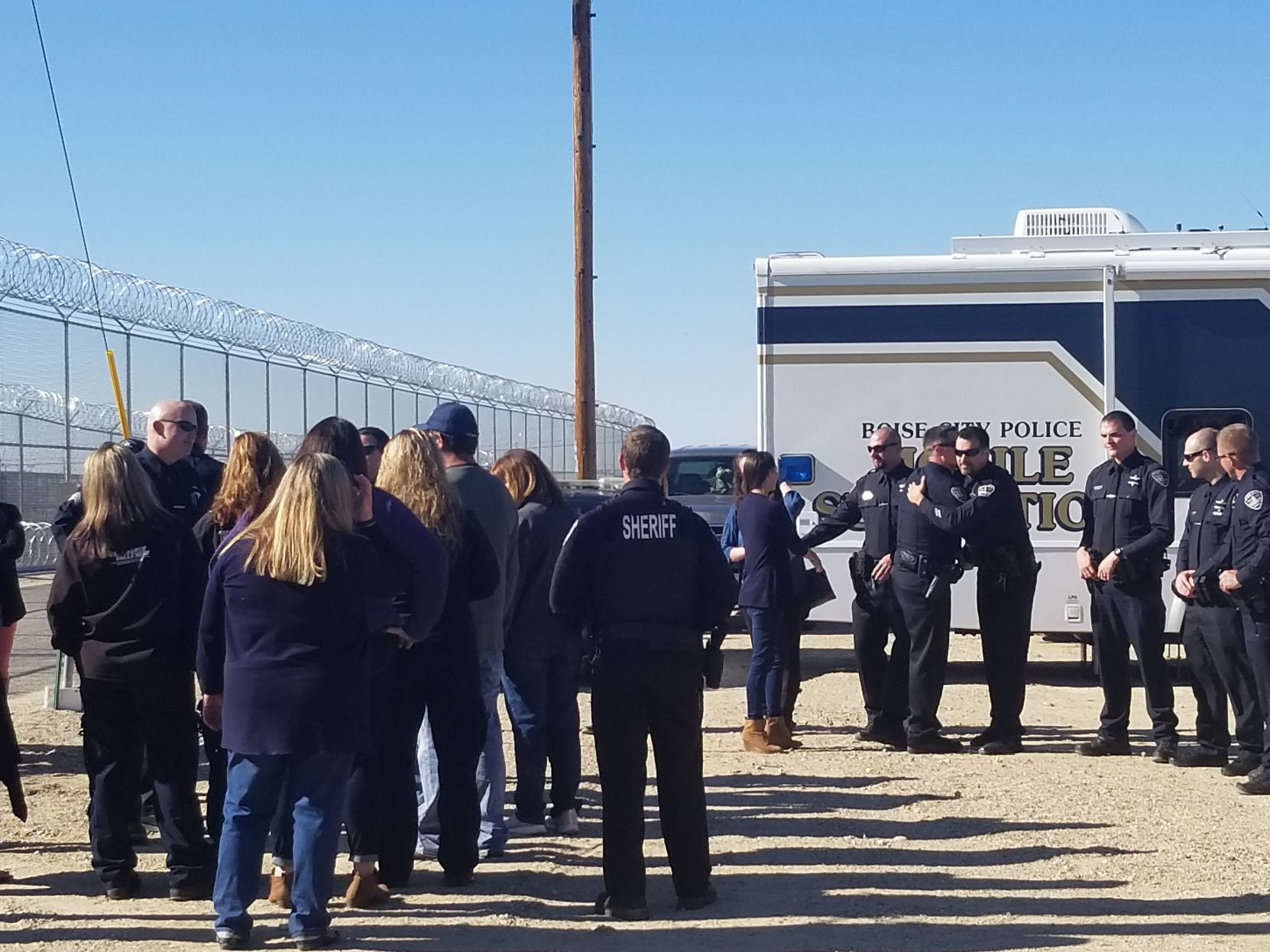 Man who fatally shot officer at 14 years old denied parole | Idaho Press